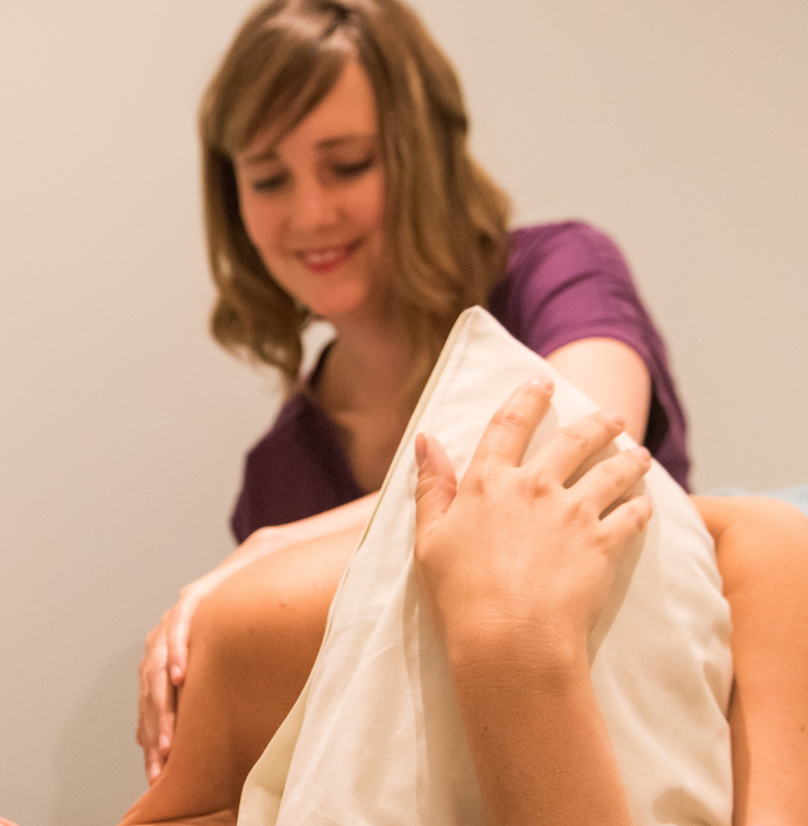 Kristina Hanson Massage Therapist
