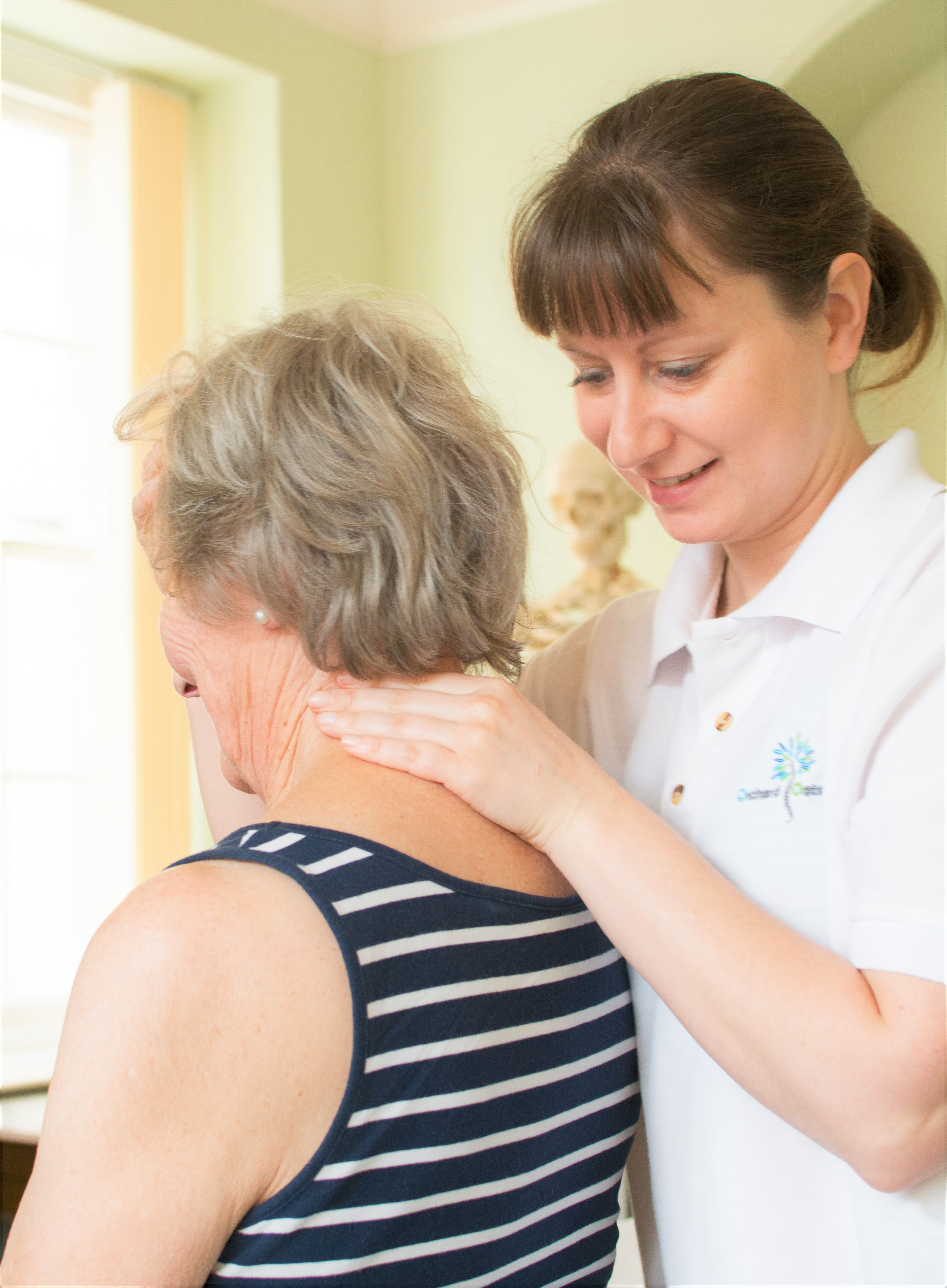 Cher Crook, Osteopath